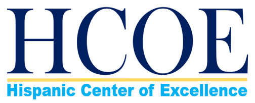UCSD Hispanic Center of Excellence logo